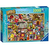 Ravensburger Colin Thompson - The Craft Cupboard Jigsaw Puzzle (1000 Piece)