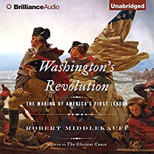 Washington's Revolution Audiobook