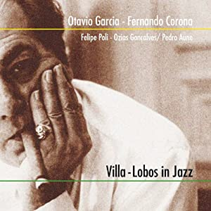 Villa-Lobos in Jazz cover