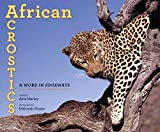 img - for [(African Acrostics: A Word in Edgeways )] [Author: Avis Harley] [Apr-2012] book / textbook / text book