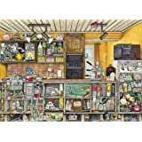 Gibsons Kitchen Clutter Jigsaw Puzzle (1000 Pieces)