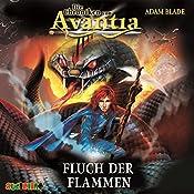 Fluch der Flammen (Die Chroniken von Avantia 4)   Adam Blade