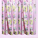 Character World 54-inch Me To You Vintage Curtains, Multi-Color