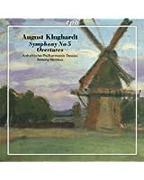 Klughardt : Symphonie n° 5 et Ouvertures. Hermus.
