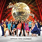 Official Strictly Come Dancing 2016 Square Calendar (Calendar 2016)