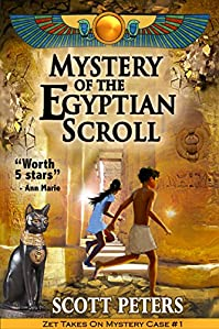(FREE on 12/26) Mystery Of The Egyptian Scroll by Scott Peters - http://eBooksHabit.com
