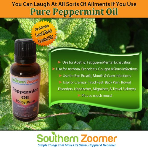 organic hair care Pure Peppermint Oil - Best 1 oz of 100% Natural Essential Mentha Piperita Essence Concentrate. FREE ebook to discover the benefits and therapeutic uses. This favorite topical oil can be used for Aromatherapy, Ants, Cleaning, Digestion, Face, Feet, Fragrance Oil, Hair, Mice Control or Mouse Repellent, Nose, Headaches, Skin, Spiders, Rodents, Sinus, Rats, Sunburn plus more. Add to bath, body oil, home fragrance burner, lotion, diffuser, spray, shampoo, soap, massage, etc. This undiluted premium scented oil includes a dropper top and convenient travel pouch. It mixes well with Organic Virgin Coconut, Sweet Almond, Eucalyptus, Lavender & Tea Tree Oils.