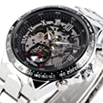 Russian Skeleton Automatic Watches Fo...