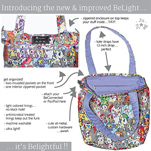 Ju-Ju-Be Be Light Sac à Main Tokidoki Animalini
