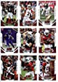 2015 Score Football Cards FACTORY SEALED Team Set with Rookies - Arizona Cardinals (12 Cards) Includes Carson Palmer, Larry Fitzgerald, Patrick Peterson)
