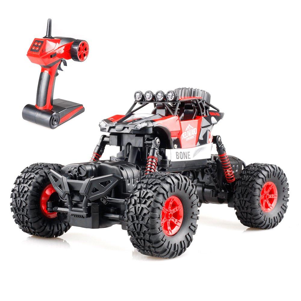 Monster Truck Rock Crawler 4WD RC