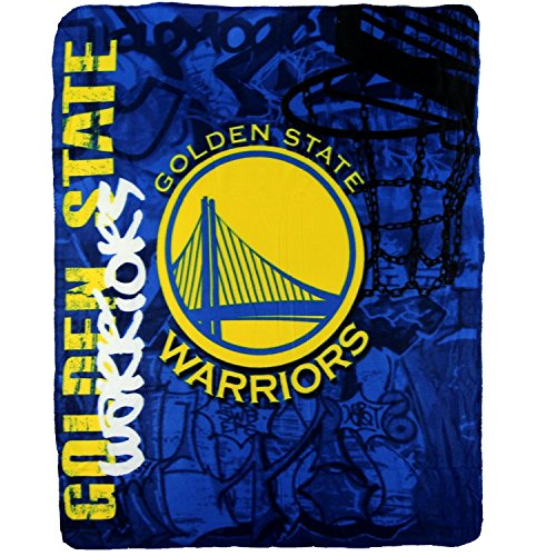 nba-lightweight-fleece-blanket-50-x-60-golden-state-warriors