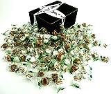 Béghin Say La Perruche Individually Wrapped Rough Cut Brown & White Sugar Cubes, 3 lb Bag in a Gift Box