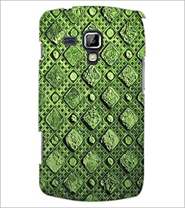 PrintDhaba Pattern D-5307 Back Case Cover for SAMSUNG GALAXY S DUOS S7562 (Multi-Coloured)