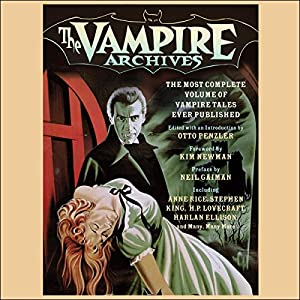 The Vampire Archives Audiobook