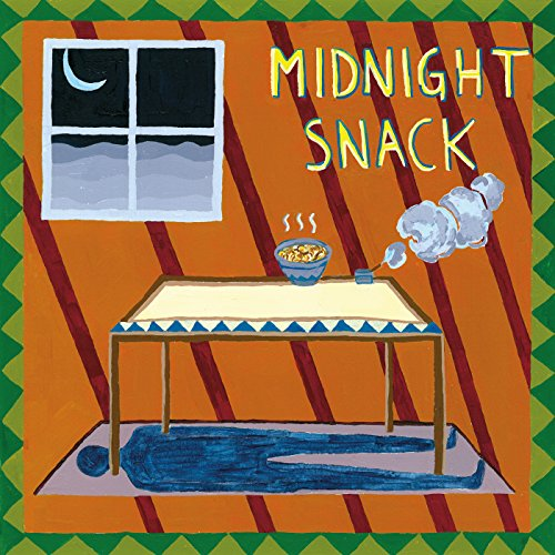 Album Art for Midnight Snack by Homeshake