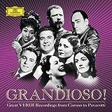 Grandioso! - Great Verdi Recordings From Caruso To Pavarotti