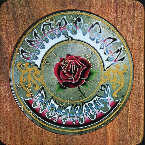 CD : The Grateful Dead - American Beauty (CD)