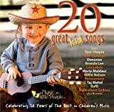 20 Great Kid Songs
