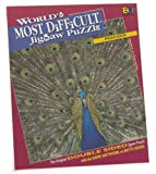 World's Most Difficult Jigsaw Puzzle-Peacock