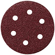 Metabo 624057000 3-1/8-Inch P240 Cling-Fit Sanding Discs, 25-Pack