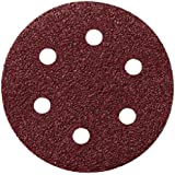 Metabo 624053000 3-1/8-Inch P80 Cling-Fit Sanding Discs, 25-Pack