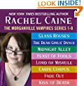 The Morganville Vampires: Books 1-8 (Berkley Sensation)