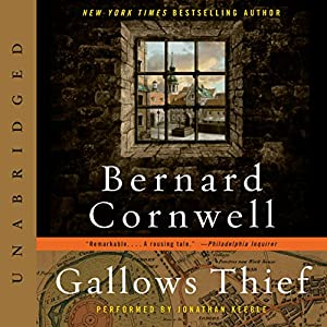 Gallows Thief: A Novel Hörbuch