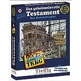 """TKKG: Das geheimnisvolle Testamentvon """"Tivola"""""""