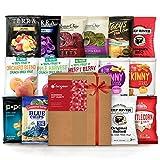 Vegan Snacks Healthy Gift Box Premium Care Package School Lunch for kids Bundle 15 ct