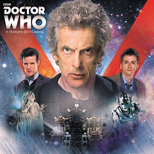 Doctor Who Wall Calendar 2016