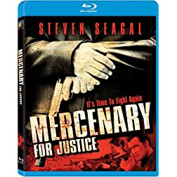 Mercenary for Justice [Blu-ray]