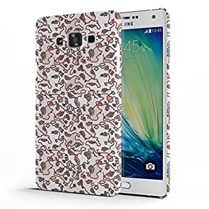 Koveru Designer Protective Back Shell Case Cover for Samsung Galaxy A7 - Reneutrals