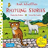 Katie the Kitten and Lizzy the Lamb (Rhyming Stories)