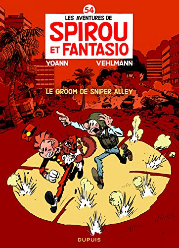 Spirou et Fantasio, T54 - Le Groom de Snipper Alley