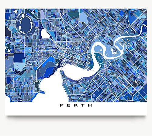 perth-map-print-western-australia-city-street-art-blue