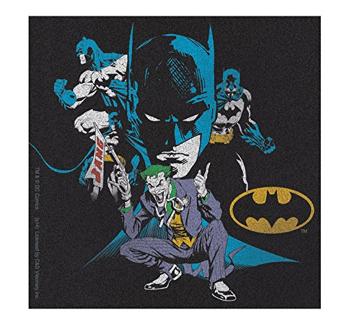 Licenses Products DC Comics Batman and Joker Sticker