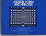 img - for Musical Form and Analysis : A Programmed Course Volume 1 book / textbook / text book