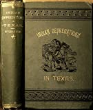 img - for INDIAN DEPREDATIONS IN TEXAS. Reliable Accounts of Battles, Wars, Adventures, Forays, Murders, Massacres, Etc., Etc., Together with Biographical Sketches of Many of the Most Noted Indian Fithers and Frontiersmen of Texas. book / textbook / text book