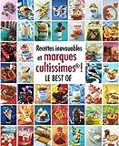 """Afficher """"Recettes inavouables et marques cultissimes !"""""""