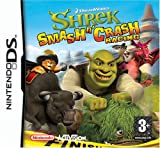 Shrek Smash 'N' Crash Racing (Nintendo DS)