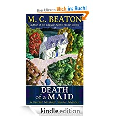 Death of a Maid: A Hamish Macbeth Murder Mystery