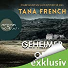 Geheimer Ort (       ungekürzt) von Tana French Gesprochen von: Gerrit Schmidt-Foß, Inka Löwendorf