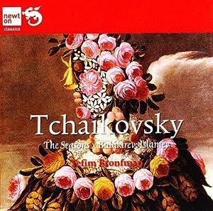 Tchaikovsky; The Seasons / Balakirev; Islamey
