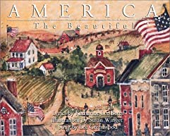 "Cover of ""America the Beautiful (Quarry H..."