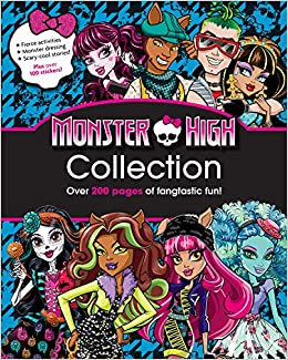 monster high book report About to read monster high book #1 for the umpteenth time then you'll be super psyched to hear that the ghoul next door.