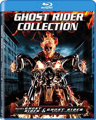 Ghost Rider / Ghost Rider Spirit of Vengeance - Set [Blu-ray]