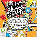 Genius Ideas (Mostly): Tom Gates, Book 4 Audiobook by Liz Pichon Narrated by Rupert Grint