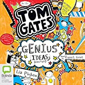 Genius Ideas (Mostly): Tom Gates, Book 4 | Liz Pichon