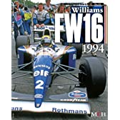 Williams FW16 1994 ( Joe Honda racing Pictorial series by HIRO No.15) (ジョーホンダ写真集by)